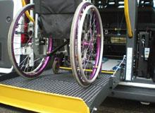Trasporto disabili anziani malati varese